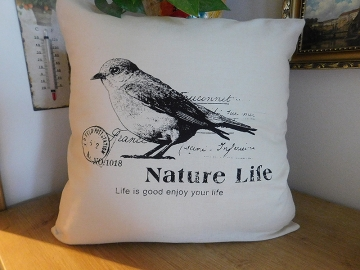 Povlak na polštář Natur Life