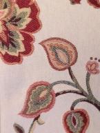 Gobelín květ