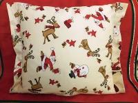 Vánoční povlak na polštář 5
