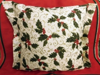 Vánoční povlak na polštář 6