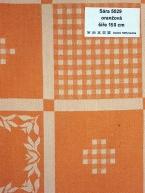 Sára 5029 oranžová