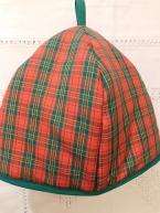 Poklop na konvici skotská kostka