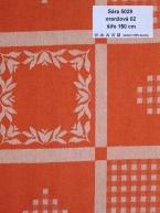 Sára 5029 oranžová 02