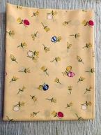 Ubrus Vajíčka malá na žluté