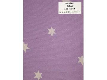 Sára 708 fialová