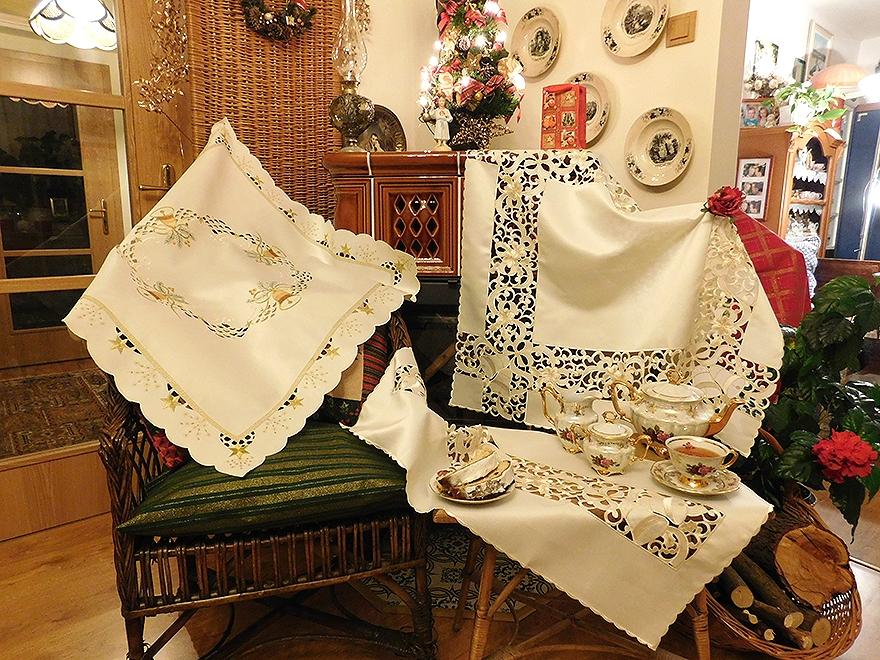 Vánoční bytový textil 5