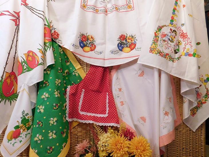 Jarní a velikonoční bytový textil 4