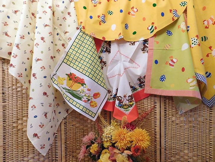 Jarní a velikonoční bytový textil 3