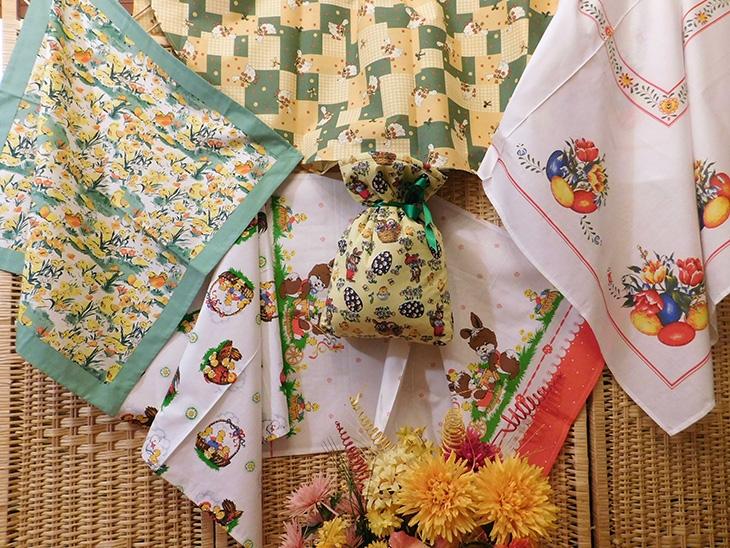 Jarní a velikonoční bytový textil 5