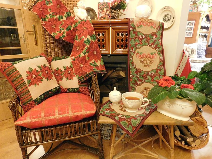 Vánoční bytový textil 2